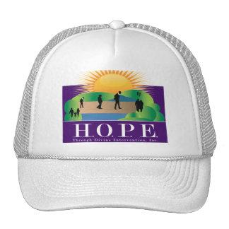 HOPE logo Trucker Hat