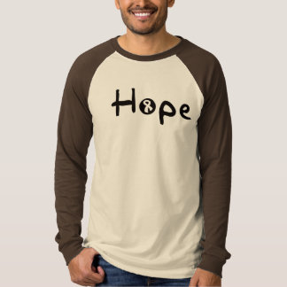 Hope Long Sleeve Raglan T-Shirt