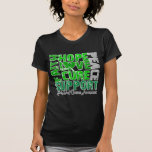 Hope Love Cure Bile Duct Cancer Awareness Tees
