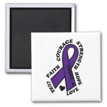 Hope Love Cure...Crohn's Magnet