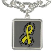 Hope Love Cure...Endometriosis Bracelet