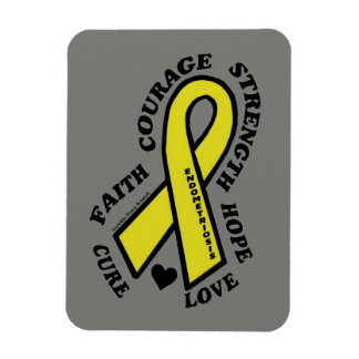 Hope Love Cure...Endometriosis Magnet
