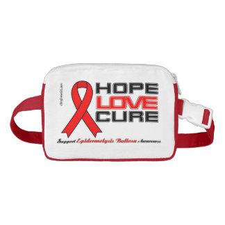 Hope, Love, Cure Epidermolysis Bullosa Fanny Pack