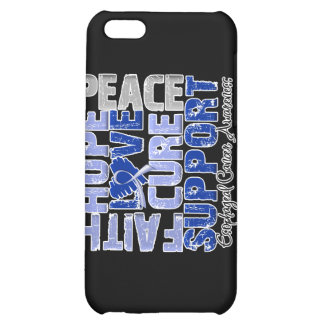 Hope Love Cure Esophageal Cancer Awareness iPhone 5C Covers
