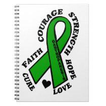 Hope Love Cure...Gastroparesis Notebook
