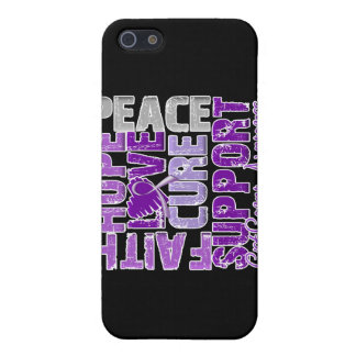 Hope Love Cure GIST Cancer Awareness Covers For iPhone 5
