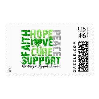 Hope Love Cure Non-Hodgkin s Lymphoma Awareness Stamps