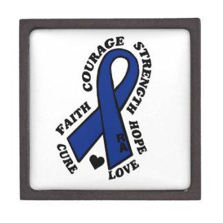 Hope Love Cure RA Gift Box