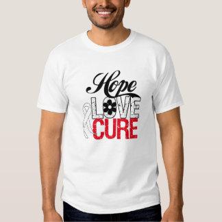 Hope Love Cure Retinoblastoma T-Shirt