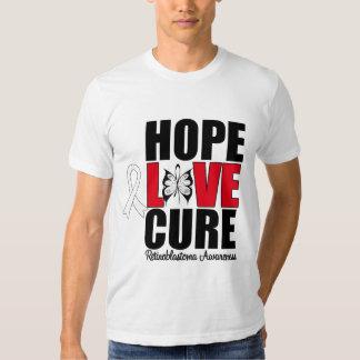 Hope Love Cure - Retinoblastoma Tee Shirt