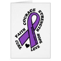 Hope Love Cure...Sarcoidosis Card