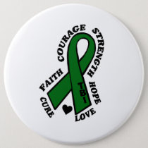 Hope Love Cure...TBI Button