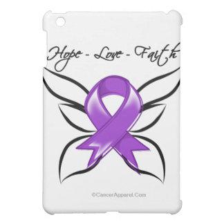 Hope Love Faith Butterfly - Lupus iPad Mini Covers