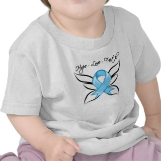Hope Love Faith Butterfly - Lymphedema Shirts