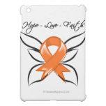 Hope Love Faith Butterfly - Multiple Sclerosis Case For The iPad Mini