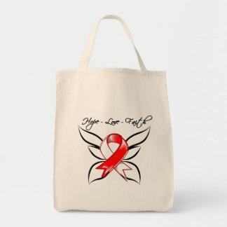 Hope Love Faith - Myelodysplastic Syndromes Bags