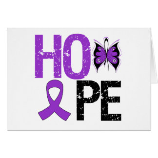 Hope Lupus Awareness Card