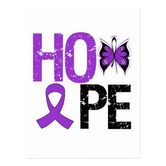 Hope Lupus Awareness Postcard