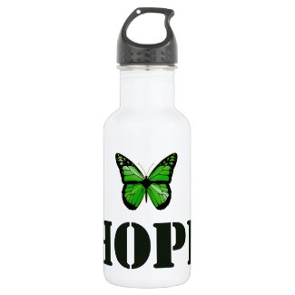 "'Hope"" Lyme Disease Awareness Butterfly"