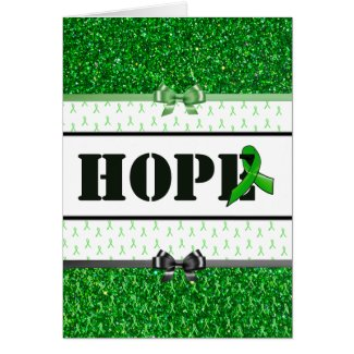 Hope Lyme Disease Awareness Card