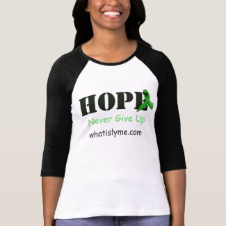 """Hope"" Lyme Disease Awareness Jersey"