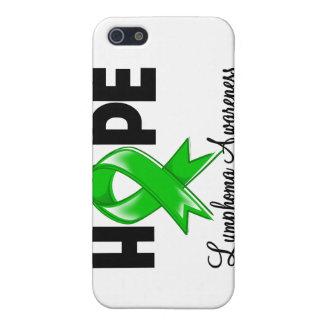 Hope Lymphoma Awareness iPhone 5 Case