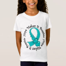 Hope Makes it Possible Tourette Syndrome T-Shirt