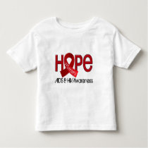 Hope Matters 2 AIDS Toddler T-shirt