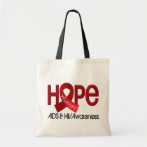 Hope Matters 2 AIDS Tote Bag
