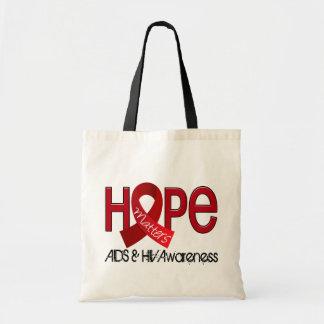 Hope Matters 2 AIDS Tote Bag