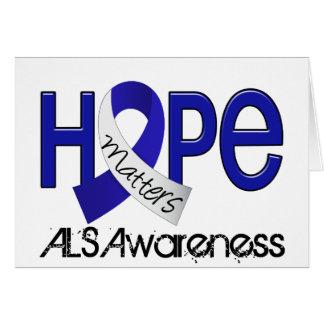 Hope Matters 2 ALS Card