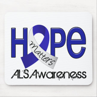 Hope Matters 2 ALS Mouse Pad