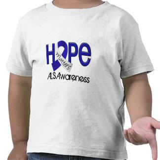 Hope Matters 2 ALS T Shirt