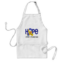 Hope Matters 2 Autism Adult Apron