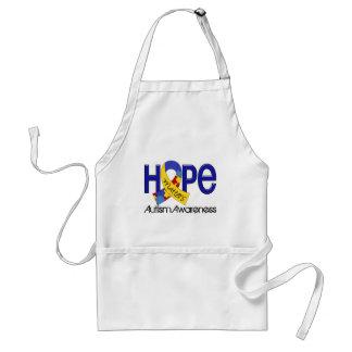 Hope Matters 2 Autism Adult Apron