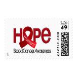 Hope Matters 2 Blood Cancer Postage