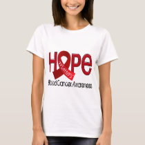 Hope Matters 2 Blood Cancer T-Shirt