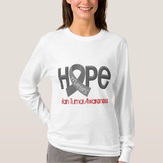 Hope Matters 2 Brain Tumor T-Shirt