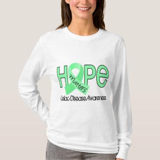 Hope Matters 2 Celiac Disease T-Shirt