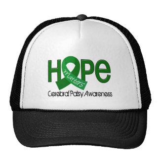 Hope Matters 2 Cerebral Palsy Trucker Hat