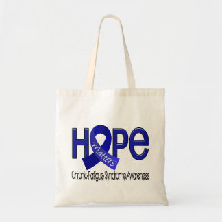 Hope Matters 2 CFS Chronic Fatigue Syndrome Tote Bags