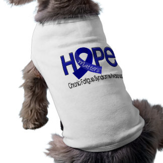 Hope Matters 2 CFS Chronic Fatigue Syndrome Dog Clothes
