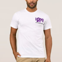Hope Matters 2 Crohn's Disease T-Shirt