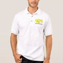 Hope Matters 2 Endometriosis Polo Shirt