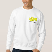 Hope Matters 2 Endometriosis Sweatshirt