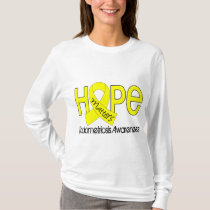 Hope Matters 2 Endometriosis T-Shirt