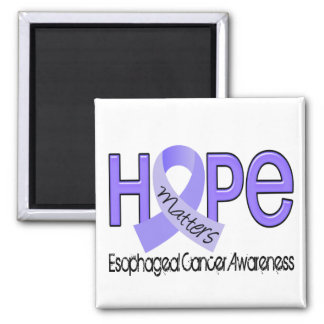 Hope Matters 2 Esophageal Cancer 2 Inch Square Magnet
