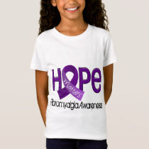 Hope Matters 2 Fibromyalgia T-Shirt