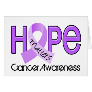 Hope Matters 2 General Cancer Card