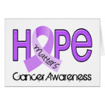 Hope Matters 2 General Cancer Greeting Card